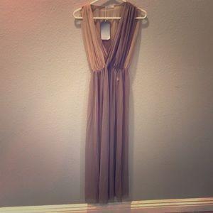 Long zara dress